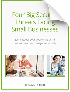 Four Big Security Threats Facing Small Business